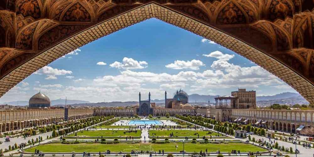 میدان معروف نقش جهان اصفهان