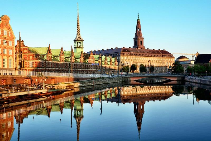 مکان های دیدنی دانمارک